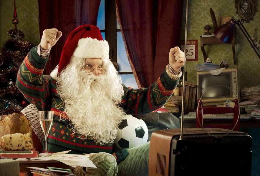 6 presentes de natal para quem é fanático por futebol