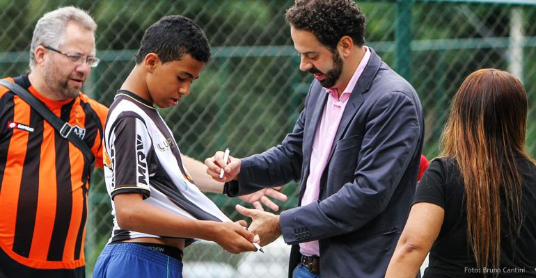 Meta do Atlético é estrear na Libertadores já de uniforme novo