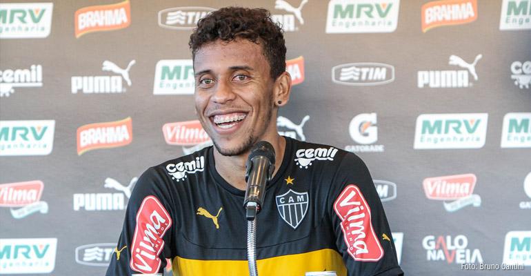 Marcos Rocha quer força máxima no sábado