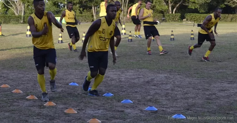 Rio Branco inicia preparação para encarar o Estrela