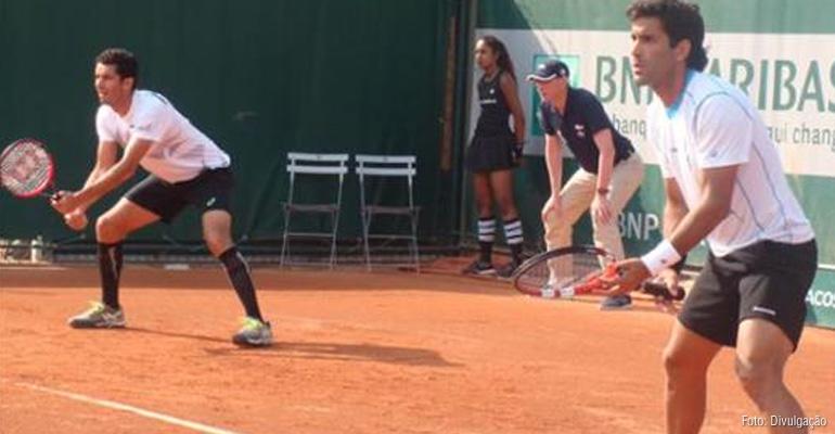 André Sá despacha cabeças de chave em Roland Garros