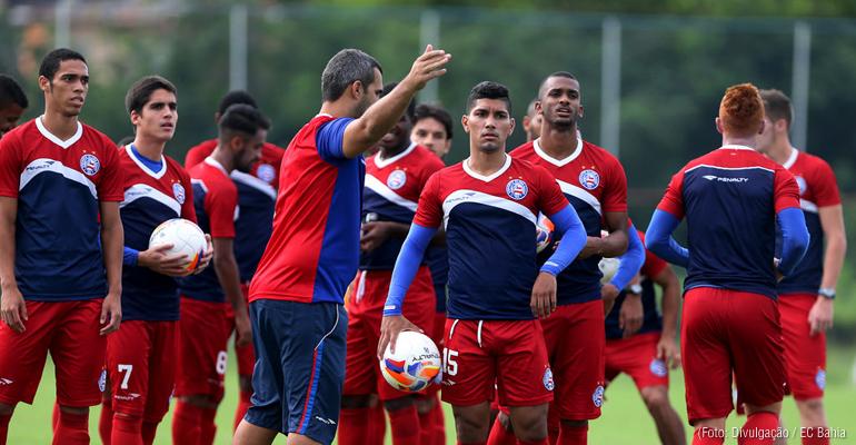 Bahia disputa jogo pela vice-liderança da Série B