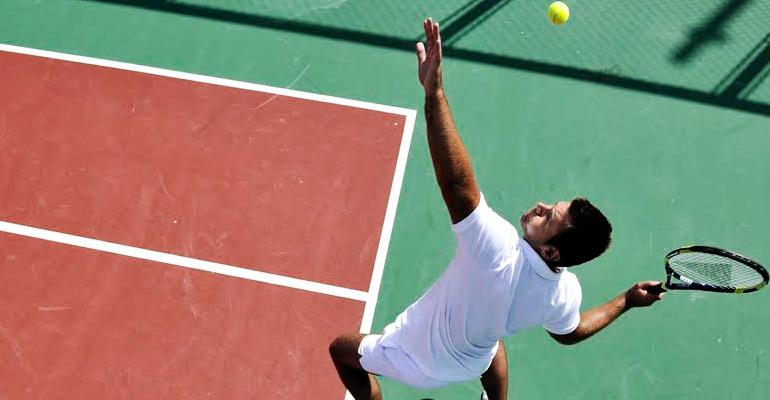 4 benefícios do tênis para a saúde