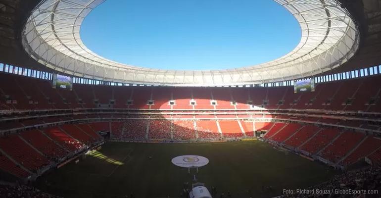 Macaé planejar mandar próximo jogo contra o Botafogo em Brasília