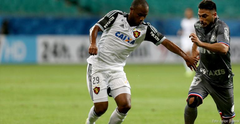Jogadores do Bahia exaltam triunfo contra o Sport
