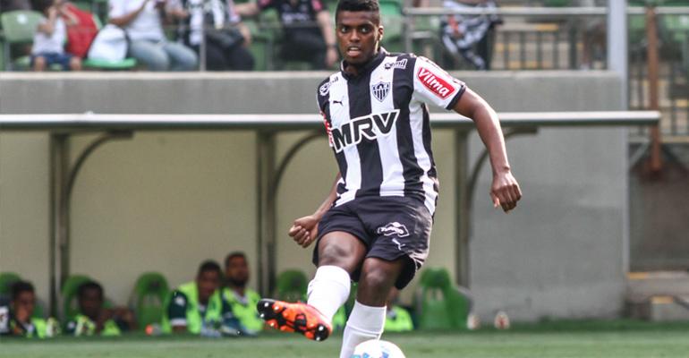 Jemerson diz que pretende seguir no Atlético-MG