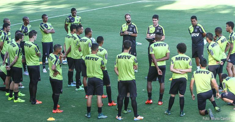Atlético-MG e América-MG dominam a seleção do Troféu Guará 2015