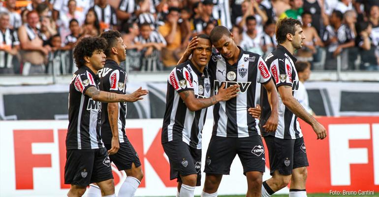 Confira o grupo do Galo na Libertadores 2016