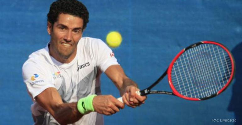 André Sá estreia no ATP de Quito