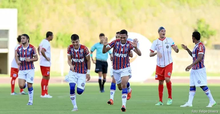 Bahia e Juazeirense se reencontram pela Copa do Nordeste