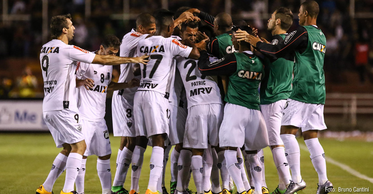 Galo vence na estreia da Libertadores