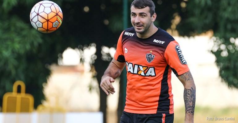 Galo espera contar com Pratto para o Brasileirão