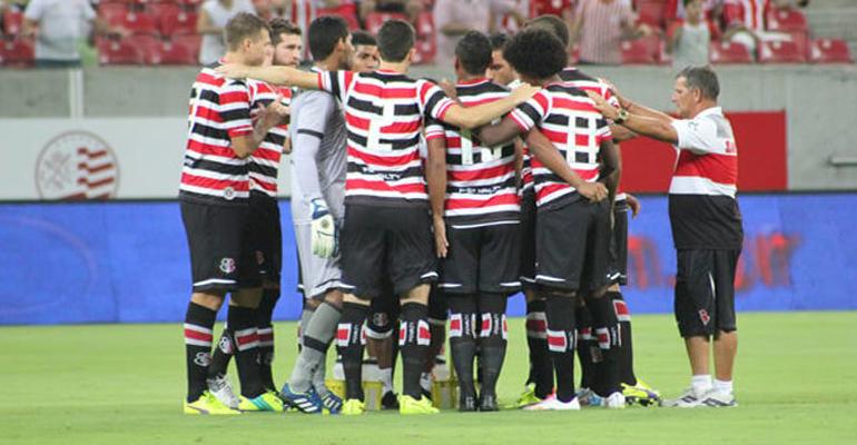 Como o time do Santa Cruz se superou e foi para a série A do brasileiro?