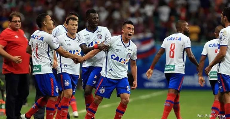 Com melhora na Série B, Bahia busca voltar ao G-4