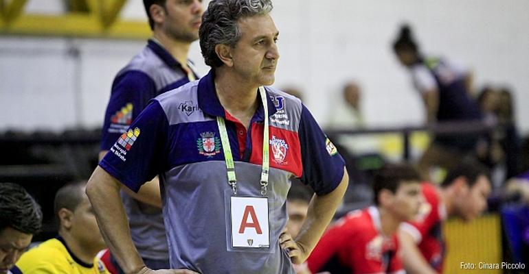 Londrina estreia nesta quinta na Liga Nacional de Handebol