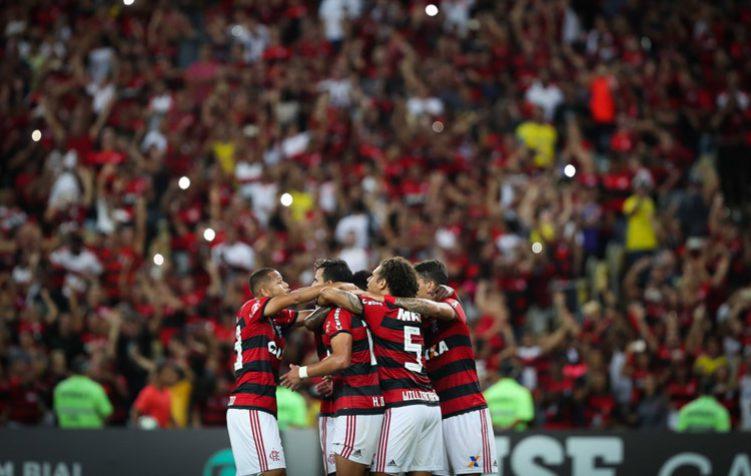 Participe do sorteio e concorra a ingressos e camisas para o Flamengo x Palmeiras