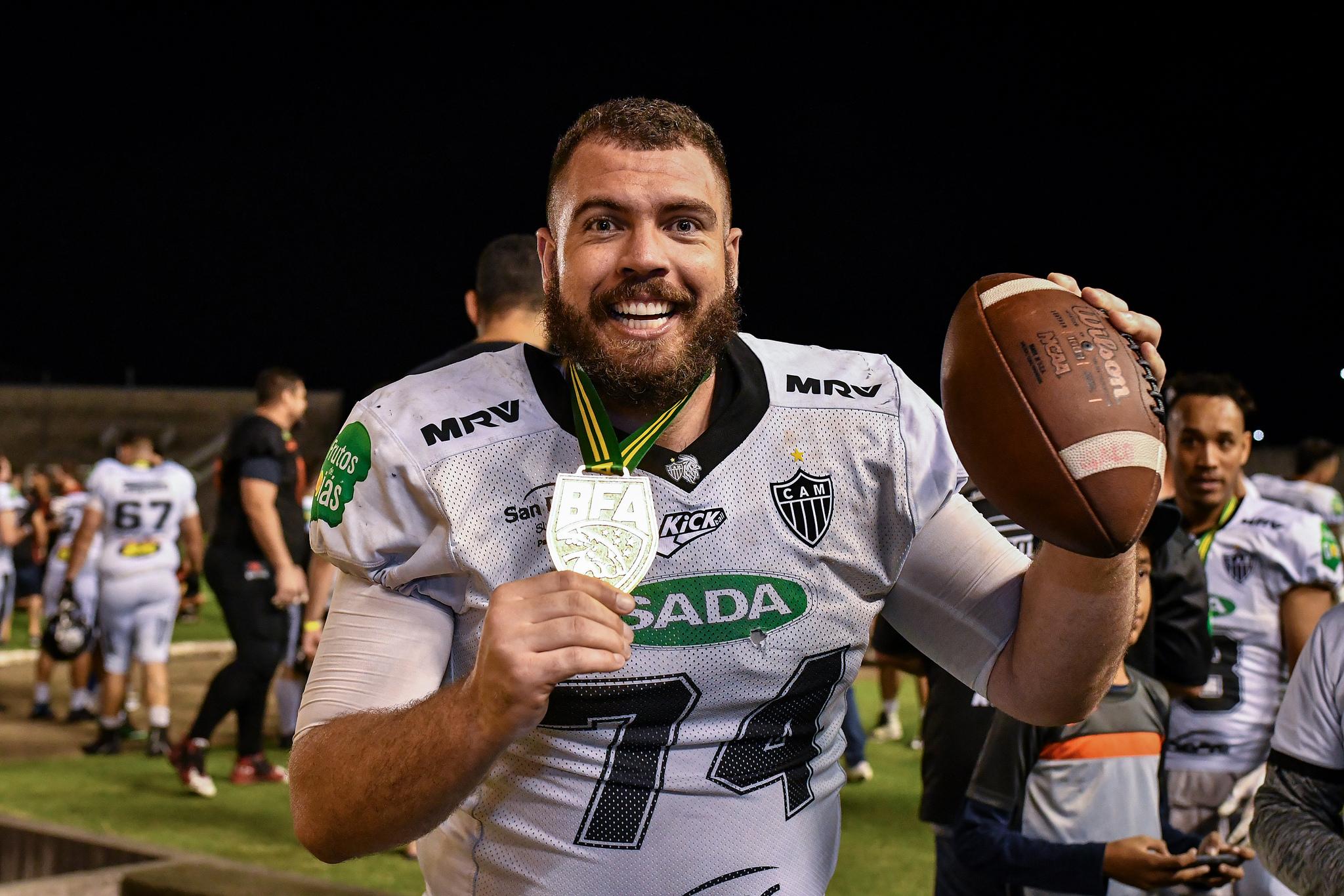 Galo FA mantém invencibilidade e é campeão brasileiro