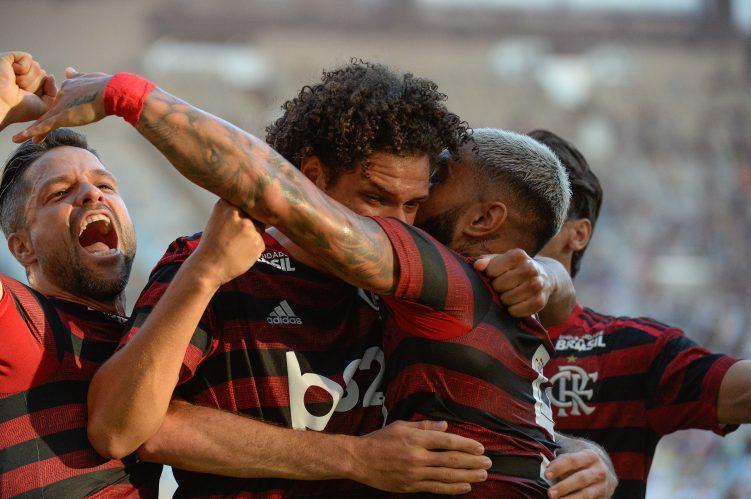 Flamengo é campeão do carioca de 2019!