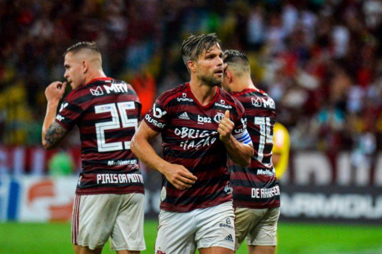 Clube de Regatas do Flamengo o maior time brasileiro de 2019 vencedor