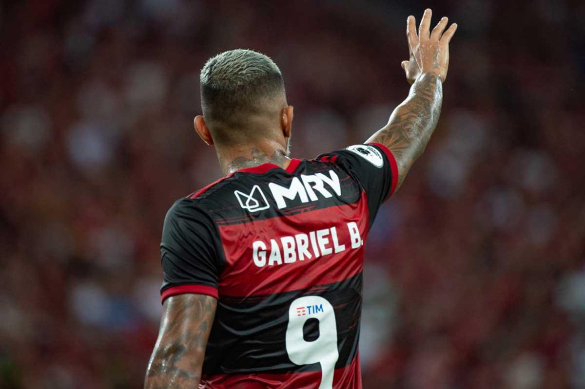 Flamengo o segundo colocado no Ranking da Fifa