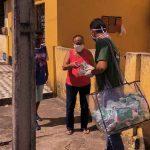 MRV distribui de máscaras em 4 capitais brasileira