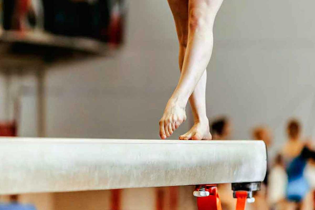 história da ginástica artística