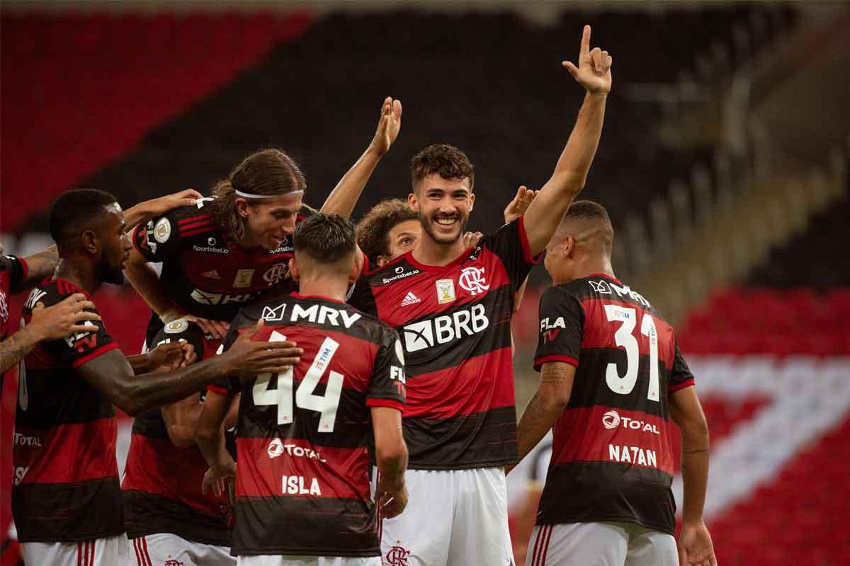 Título do Flamengo