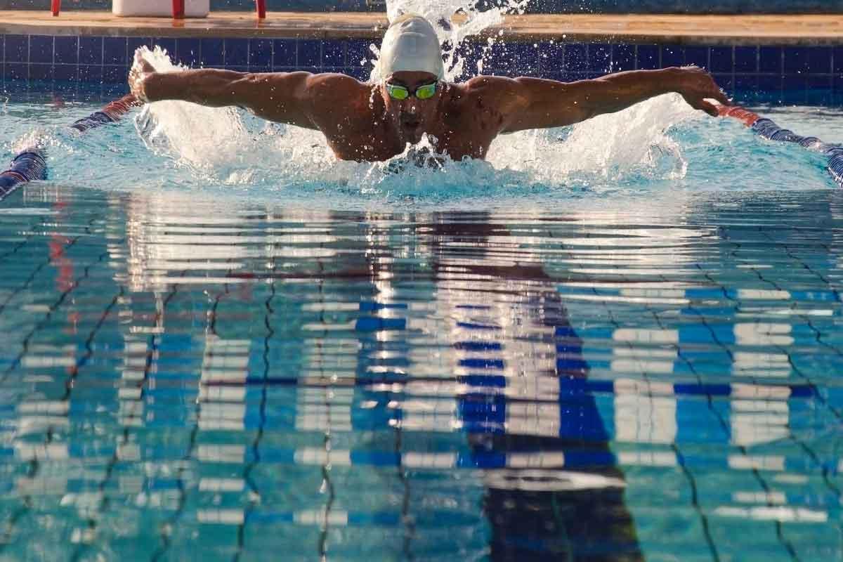 atletas de natação brasileiros