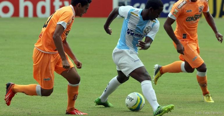 Técnico do Macaé faz as contas e mira 12 pontos nas próximas cinco partidas