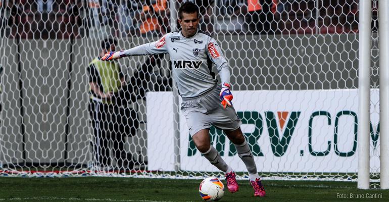 Ídolo do Atlético Mineiro - São Victor: o goleiro milagreiro