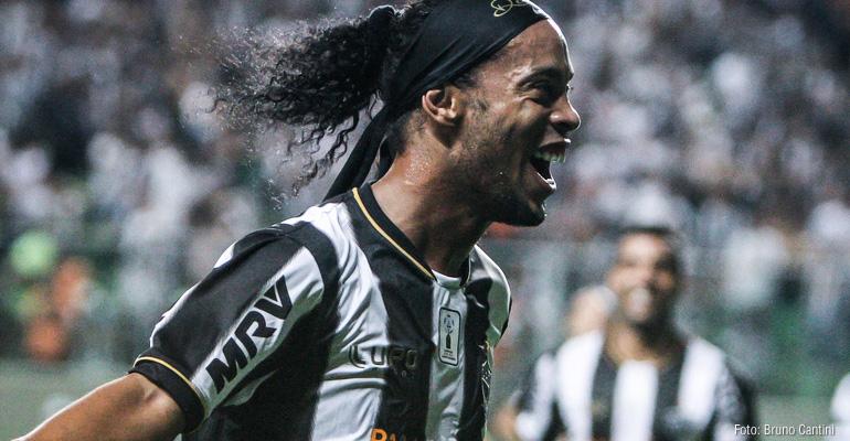 Ídolo do Atlético Mineiro - Ronaldinho Gaúcho: o mito