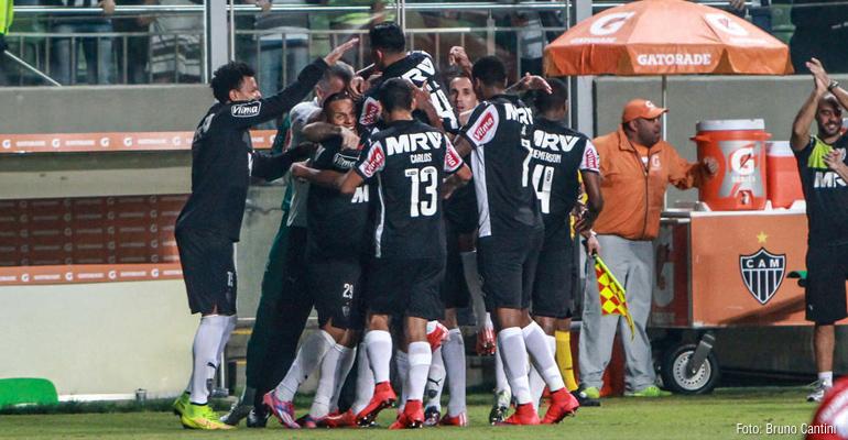 Galo acredita até o fim e busca empate com o Inter