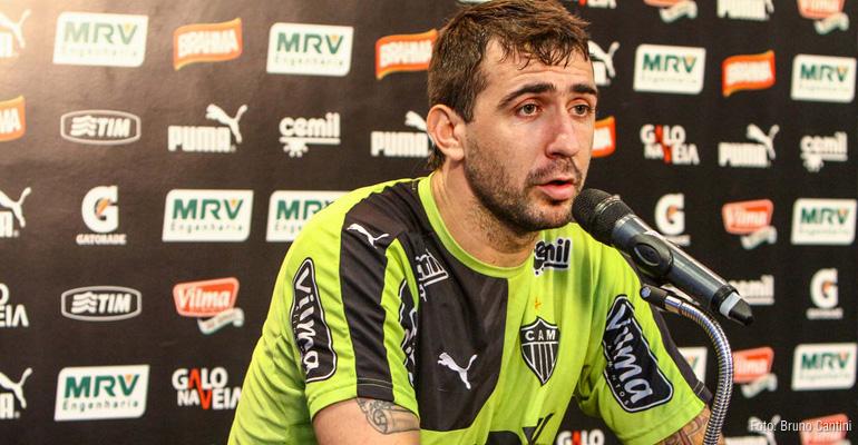 Pratto espera Galo decisivo contra o Inter
