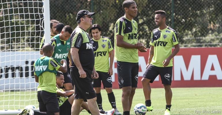Após vitória, Atlético-MG vai atrás de estabilidade psicológica