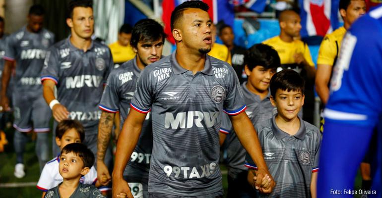 Na briga pelo G4, Bahia defende tabu contra o Botafogo