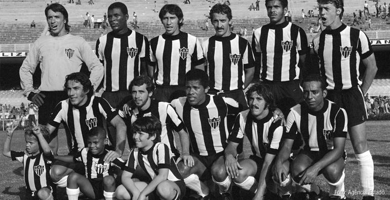 Primeiro campeão Brasileiro: relembre o título de 71 do Galo