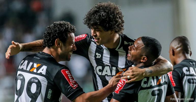 Galo tem o ataque mais positivo do Brasil